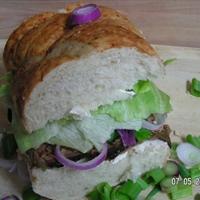 Roast Beef Sandwhich