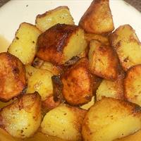 Roasted Rosemary Potatoes with Garlic