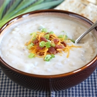Rocky Mountain Potato Soup