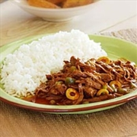 Ropa Vieja (Cuban Shredded Beef)