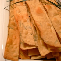 Rosemary Flat Bread