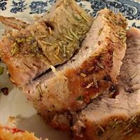 Rosemary Roast Pork Tenderloin