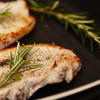 Rosemary Sage Pork Chops
