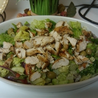 Roz's Chicken Caesar Salad