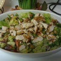 Roz's Chicken Caesar Salad