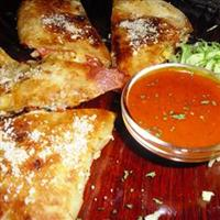 Ruby Tuesday's Chicken Quesadillas