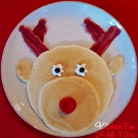 Rudolph Pancakes