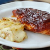 Ruth's Barbecue Chicken