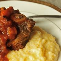 Saffron and Tomato-Braised Beef Short Ribs
