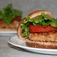 Salmonburgers