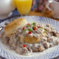 Sausage Gravy
