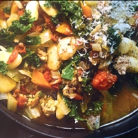 Sausage Ribollita one-pot