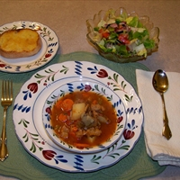 Savory Seafood Soup