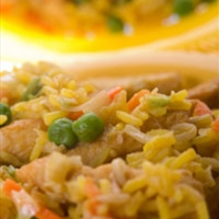 Savoury Vegetable Rice