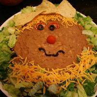 Scrarecrow-d Taco Dip