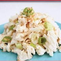 Sesame White Fish Salad