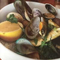 Shellfish Hotpot