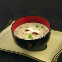 Sherried Mushroom Soup