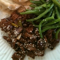Sheryl's Mongolian Beef