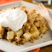 Shirley's Fruit Crisp