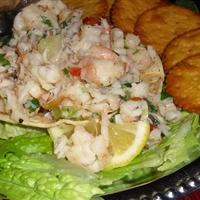 Shrimp Ceviche From Panama
