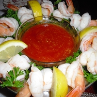 Shrimp Cocktail Boil