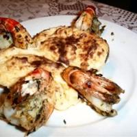 Shrimp Scampi