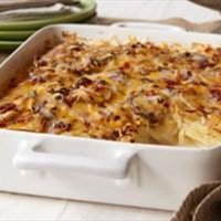 Side Dish - Au Gratin Potatoes