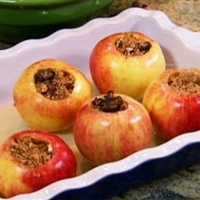 Side Dish - Baked Apples