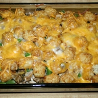 Simple Hamburger Casserole