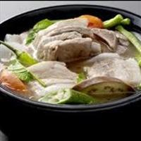 Sinigang Na Baboy (Pork in Sour Broth)