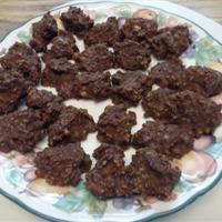 Skinny Chunky Oatmeal Cookies