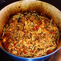 Slow cook: Braised Pork Ragu