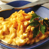 Slow Cook Macaroni & Cheese