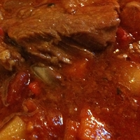Swiss Steak - Slow Cooker