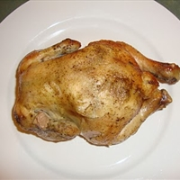 Slow Cooker Butter and Sage Cornish Hens