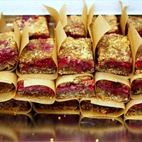 Smitten Kitchen - Raspberry Breakfast Bars