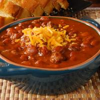 Smoky Sausage Chili