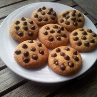 Soft bake cookies