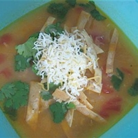 Soup- Ojai Valley Inn Tortilla Soup