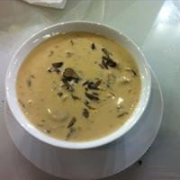 Soupe de Copines Lesbiennes Douteux (Mushroom Soup - Induction Kenwood)