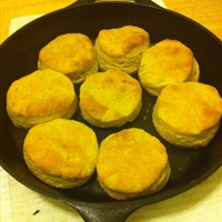 Southern Whole Wheat Buttermilk Biscuits