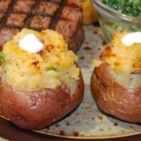 Southwest Twice-baked New Potatoes