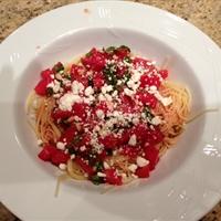 Southwestern Tomato Pasta