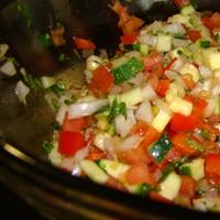 Soutwestern Gazpacho Salad