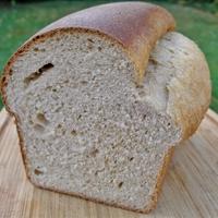 Spelt & Kamut flours Sandwich style loaf