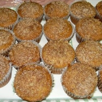 Spiced Applesauce Muffin