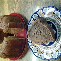 Spiced Banana Cake