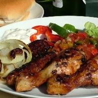 Spiced Chicken Bbq