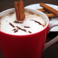 Spiced Hot Chocolate